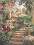 Ancient Garden Urn