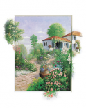 Italian Garden I