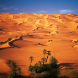 Sandmeer Erg Ubari