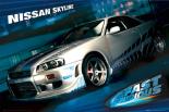 2 Fast 2 Furious - Nissan Skyline