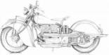 Motorcycle Sketch II