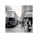 Tottenham Court Road And Oxford Street Junction, 1965