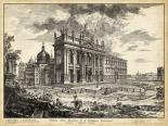 Veduta Basilica S.Giovanni Laterano